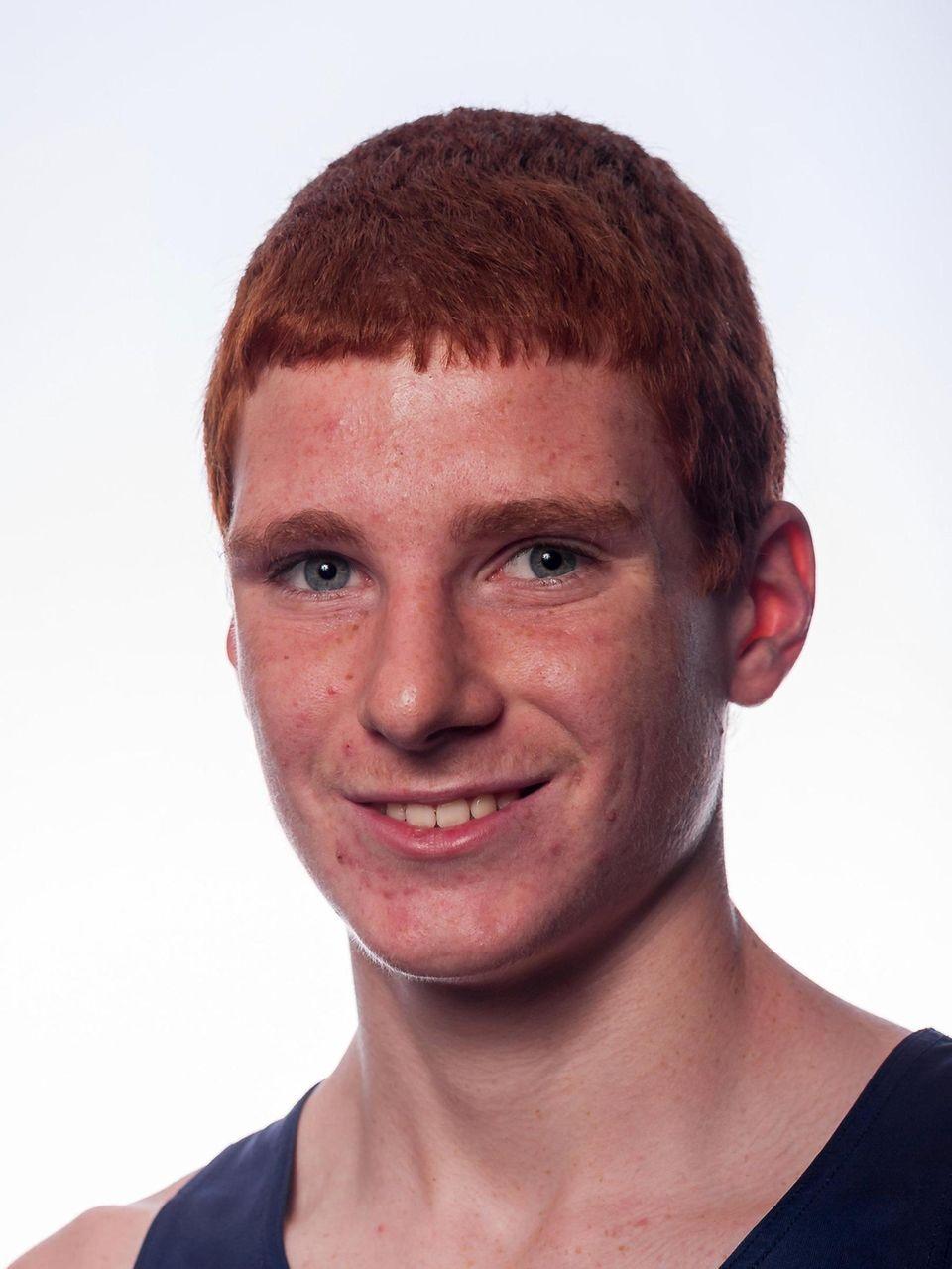 He was the best Class B runner in