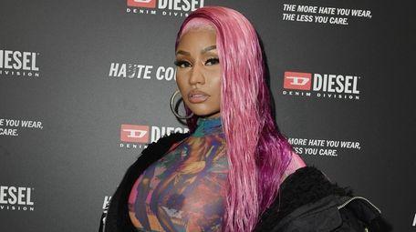 Nicki Minaj celebrated her 36th birthday over the