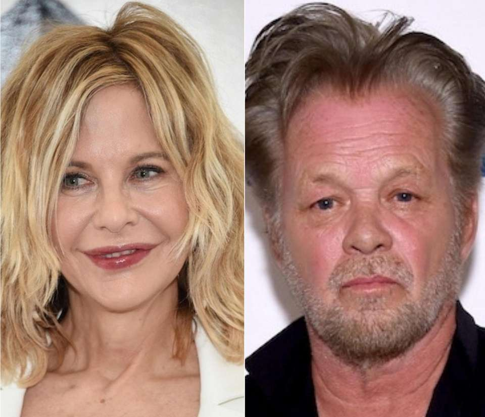 Meg Ryan and John Mellencamp, who had dated