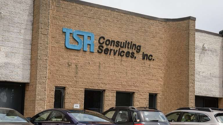 The headquarters of TSR, a recruiting firm based