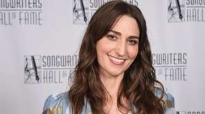 Sara Bareilles ties her apron strings again in