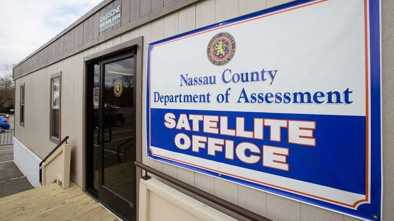 The Nassau County Department of Assessment's satellite office