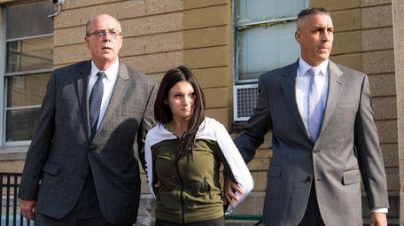 Francesca Kiel is taked from Nassau County Police
