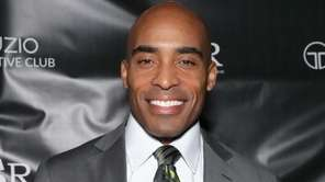 Tiki Barber, seen on Feb. 4, 2017, will