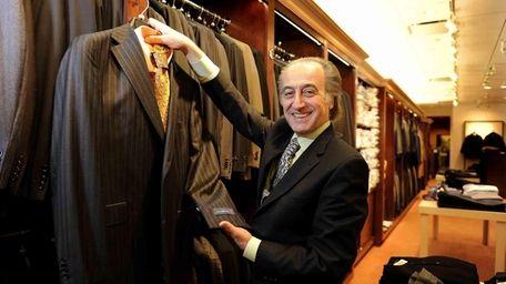 Ben Youdim, owner of Beltrami LTD classic Italian