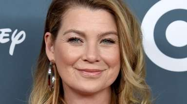 Ellen Pompeo arrives at the GLSEN Respect Awards