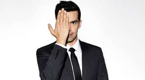 "Michael Carbonaro of TruTV's ""The Carbonaro Effect."""