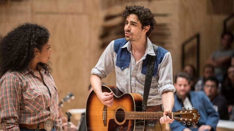 Oklahoma!' will make the move from Brooklyn to Broadway