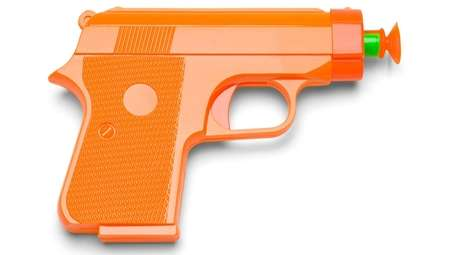 Kids can trade in their toy guns for