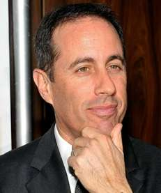 Jerry Seinfeld attends the Broadway opening of quot;Colin