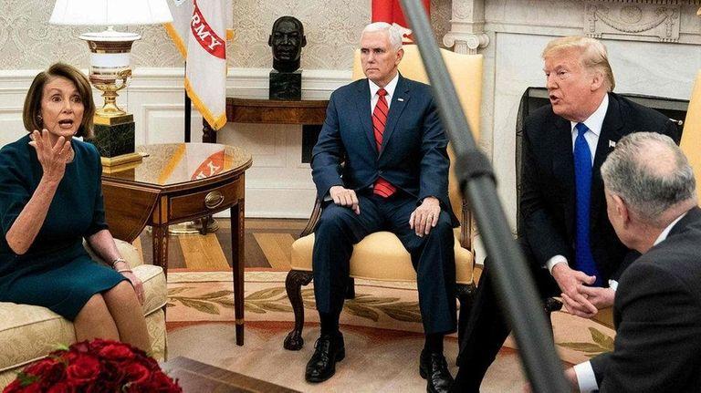 House Minority Leader Nancy Pelosi, Vice President