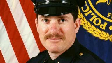 Suffolk police Det. Stephen Mullen, 55, was married