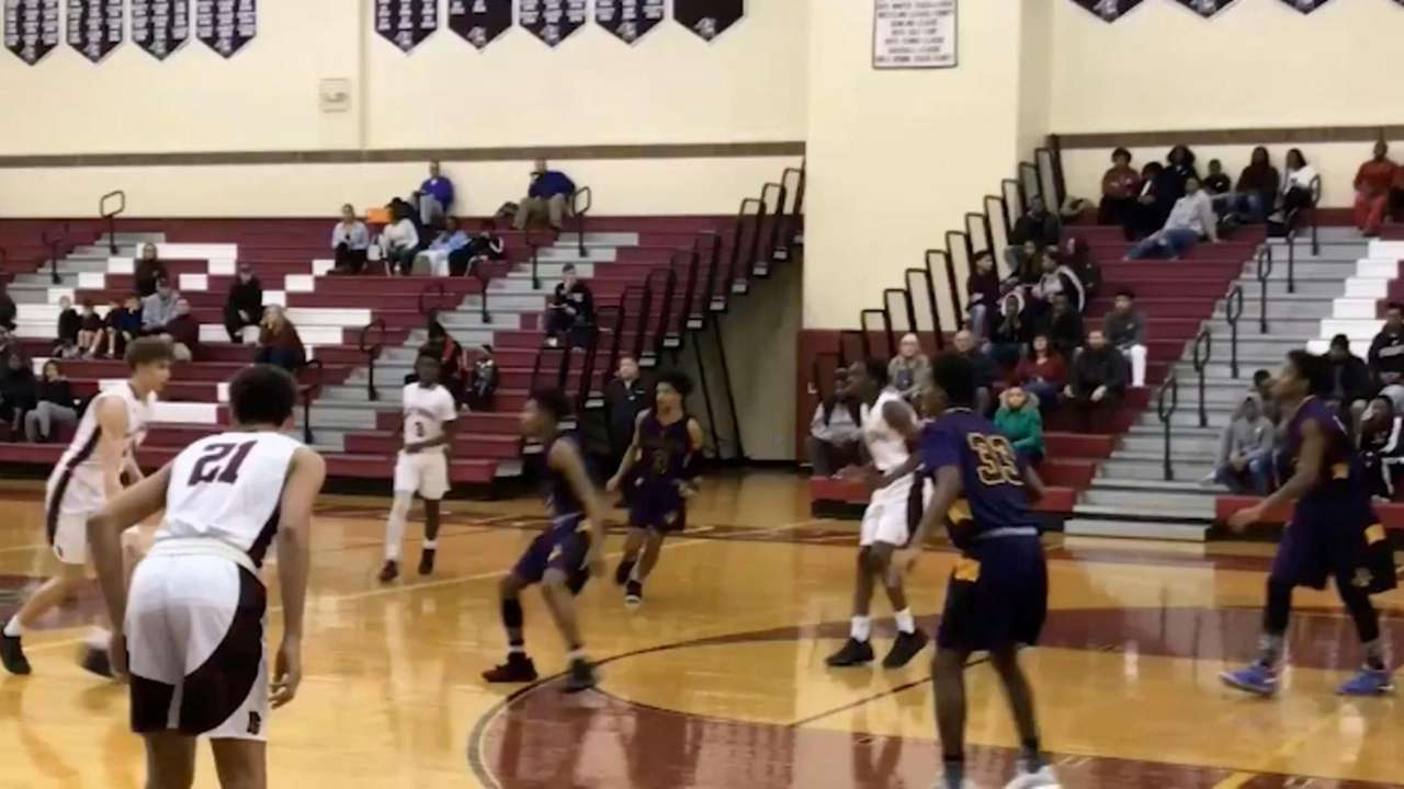 Bay Shore defeated Central Islip, 67-62, in a