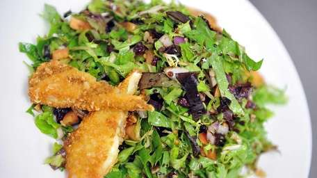 One of the dishes on the menu at