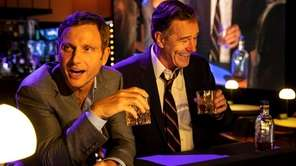 "Tony Goldwyn and Bryan Cranston star in ""Network"""