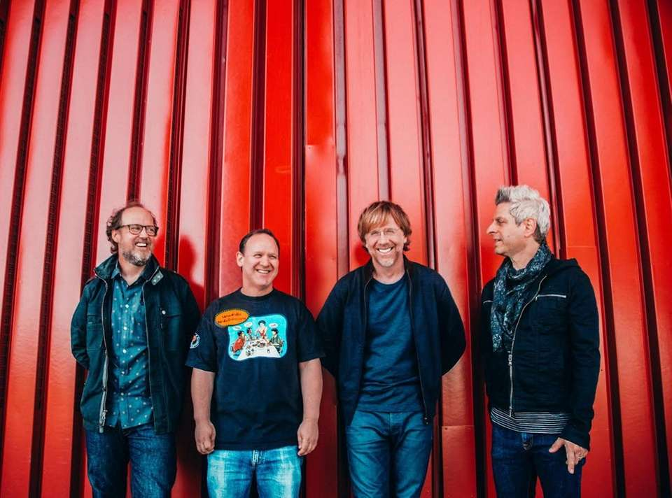 Phish will play its 60th show at Madison