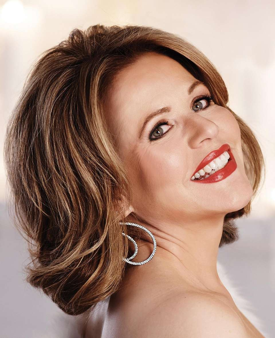 Renée Fleming performs with the New York Philharmonic