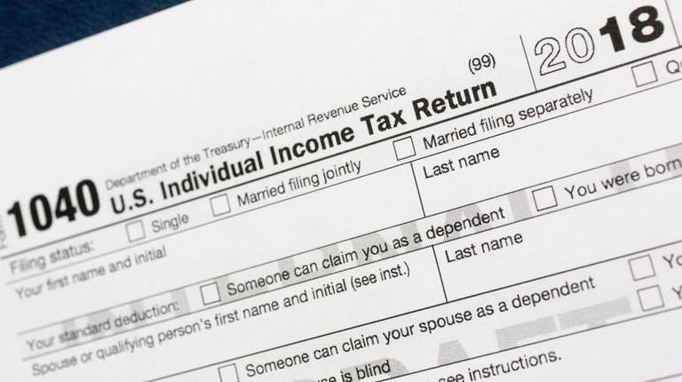 The sooner your tax preparer has an idea