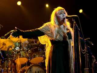 Stevie Nicks performs onstage during MusiCares Person of