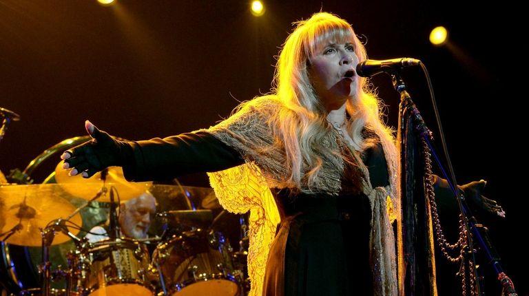 Stevie Nicks performs at Radio City Music Hall