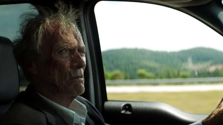 "Clint  Eastwood stars in ""The Mule."""
