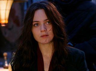 """Hera Hilnar stars in """"Mortal Engines."""""""
