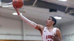 Long Island Lutheran defeated Westbury, 82-31, in non-league