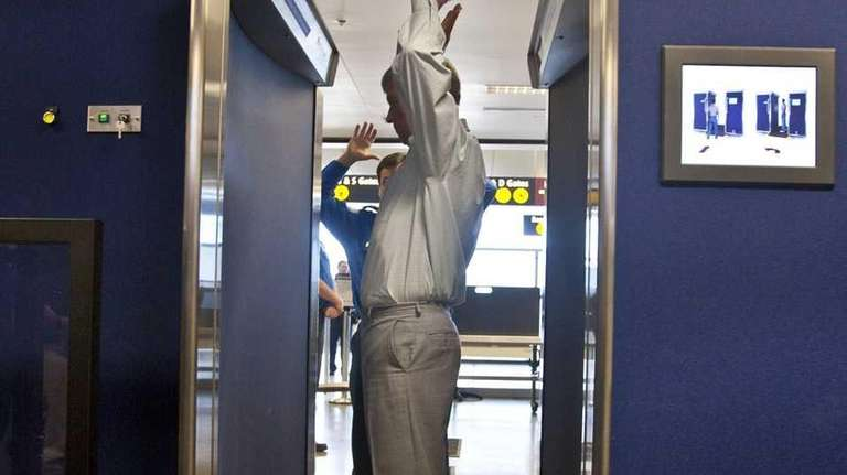 Jew Detector: Airport Body Scanners: Questions And Answers