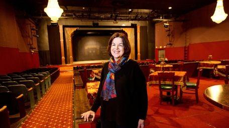 Roberta Rosenberg, of Destination: Accessible, in the Noel
