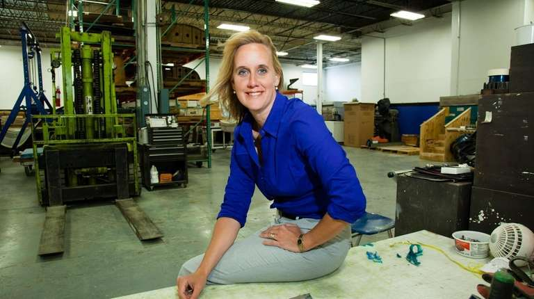 Anne Shybunko-Moore, CEO of GSE Dynamics Inc.