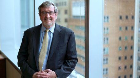 Michael Dowling, head of Northwell Health.