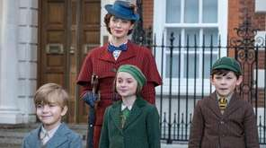Emily Blunt is Mary Poppins, and Joel Dawson,