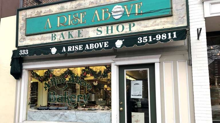Huntington's A Rise Above Bake Shop will close