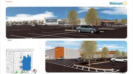 Retail Roundup Babylon Oks Walmart Plan To Convert Li Store To Supercenter Newsday