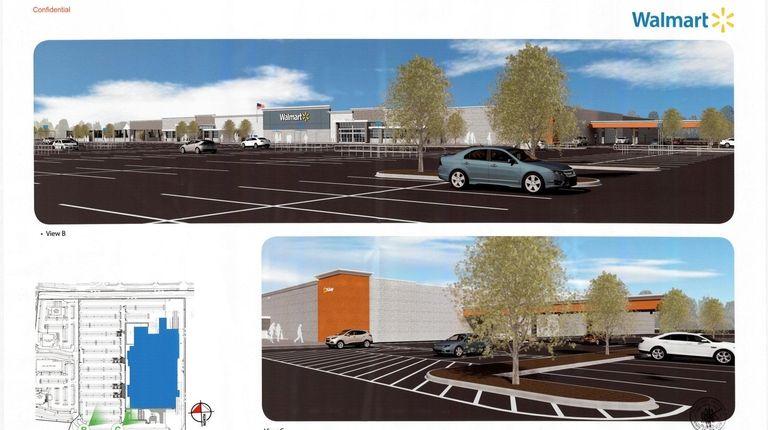 Retail Roundup: Babylon OKs Walmart plan to convert LI store to