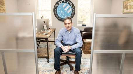 Cybersecurity Ventures founder Steve Morgan says the company