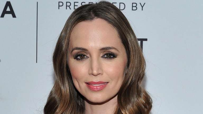 Actress/producer Eliza Dushku attends the Tribeca Film Festival