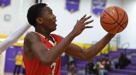 Sachem East defeated Central Islip, 64-59, in Suffolk