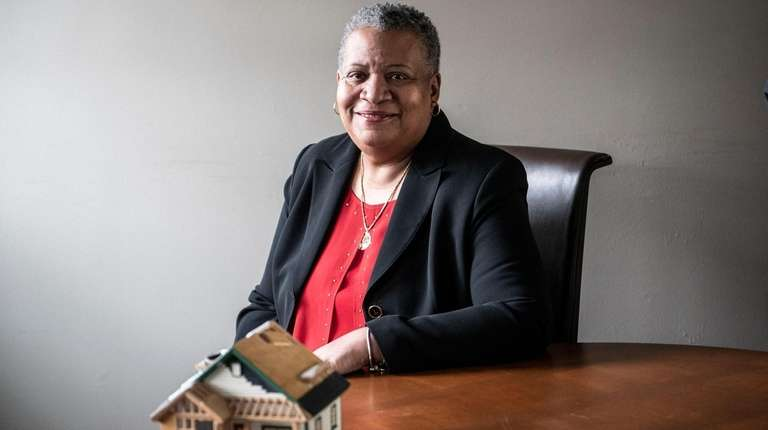 Tracey Edwards, executive director of Habitat for Humanity