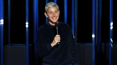 "Ellen DeGeneres is ""Relatable"" in her debut Netflix"