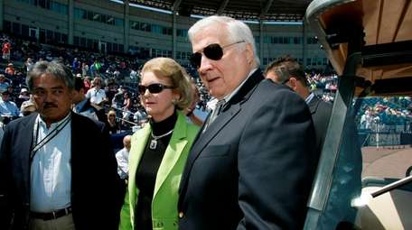 Joan Steinbrenner, vice chair of the yankees and