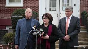 State Education Commissioner MaryEllen Elia emerged Friday from more than