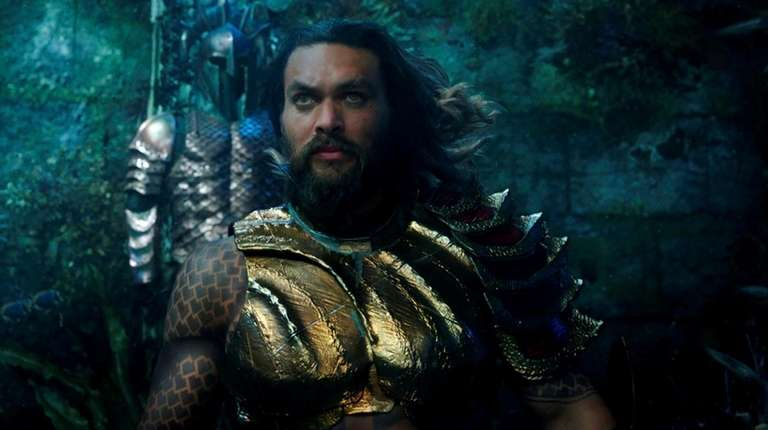 Jason Momoa stars as the title character in