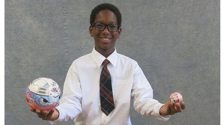 Kidsday reporter Ryan Wynter reviewed Break Away Ballz,