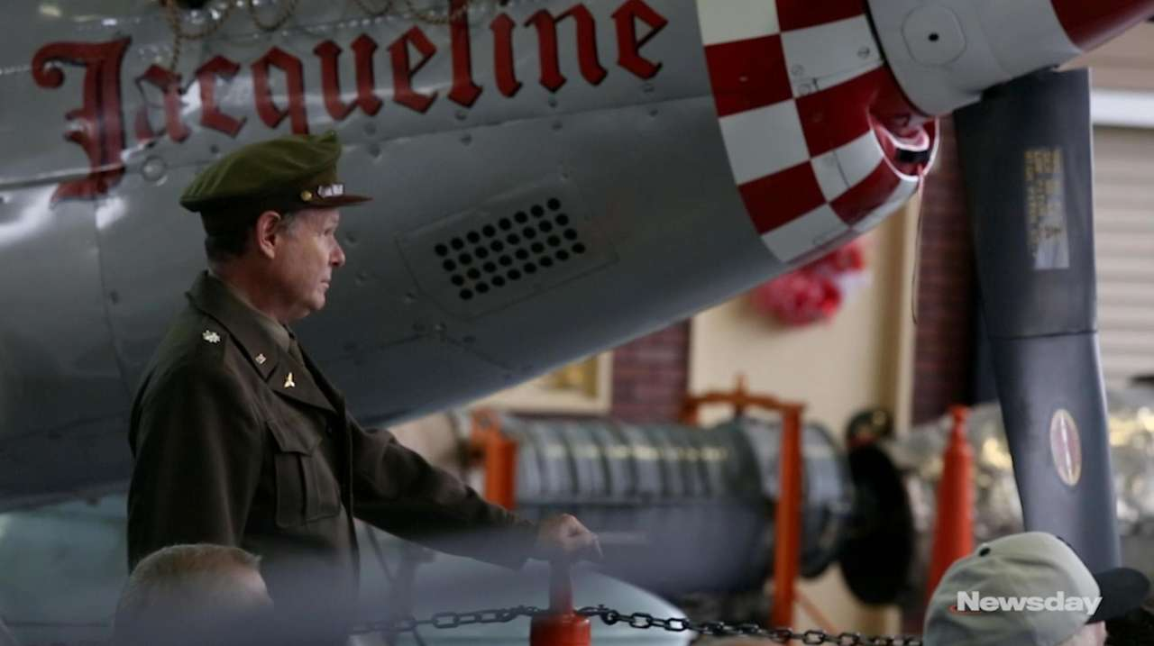 The American Airpower Museum on Saturday honored World