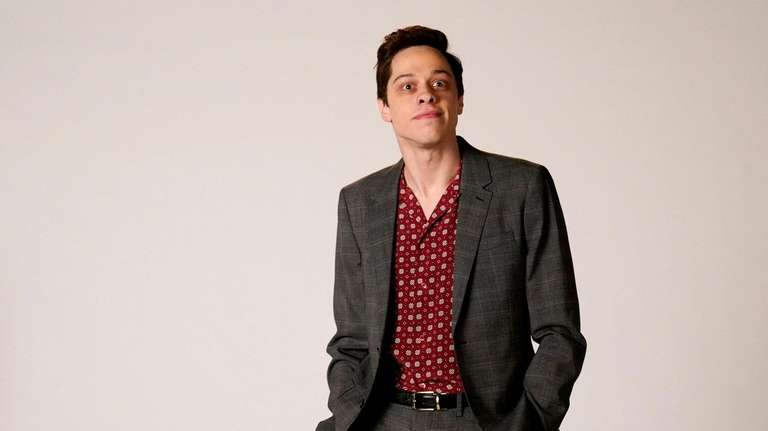 "Pete Davidson as Rami Malek during the ""Oscar"