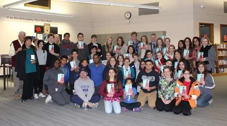 Oyster Bay High School hosted nearly 50 community