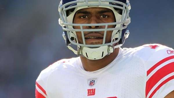 Giants receiver Ramses Barden looks to make his