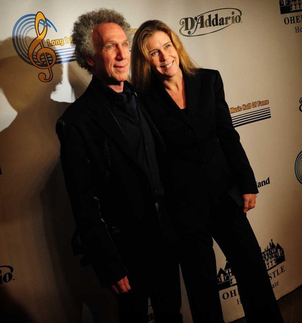 Who: Bob Gruen (pictured with wife Elizabeth Gruen)