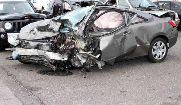 This is the vehicle the was driven by